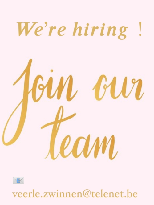 Join our team!!!!!